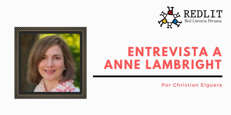 Entrevista aAnne lambright