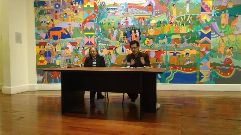 Claudia Salazar y Lenin Lozano
